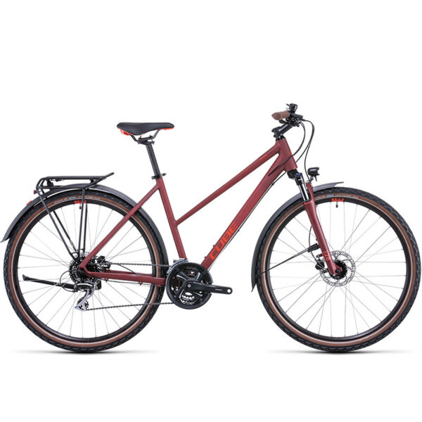 Cube Nature Allroad Dame - 2022